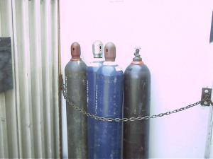 uncapped cylinder