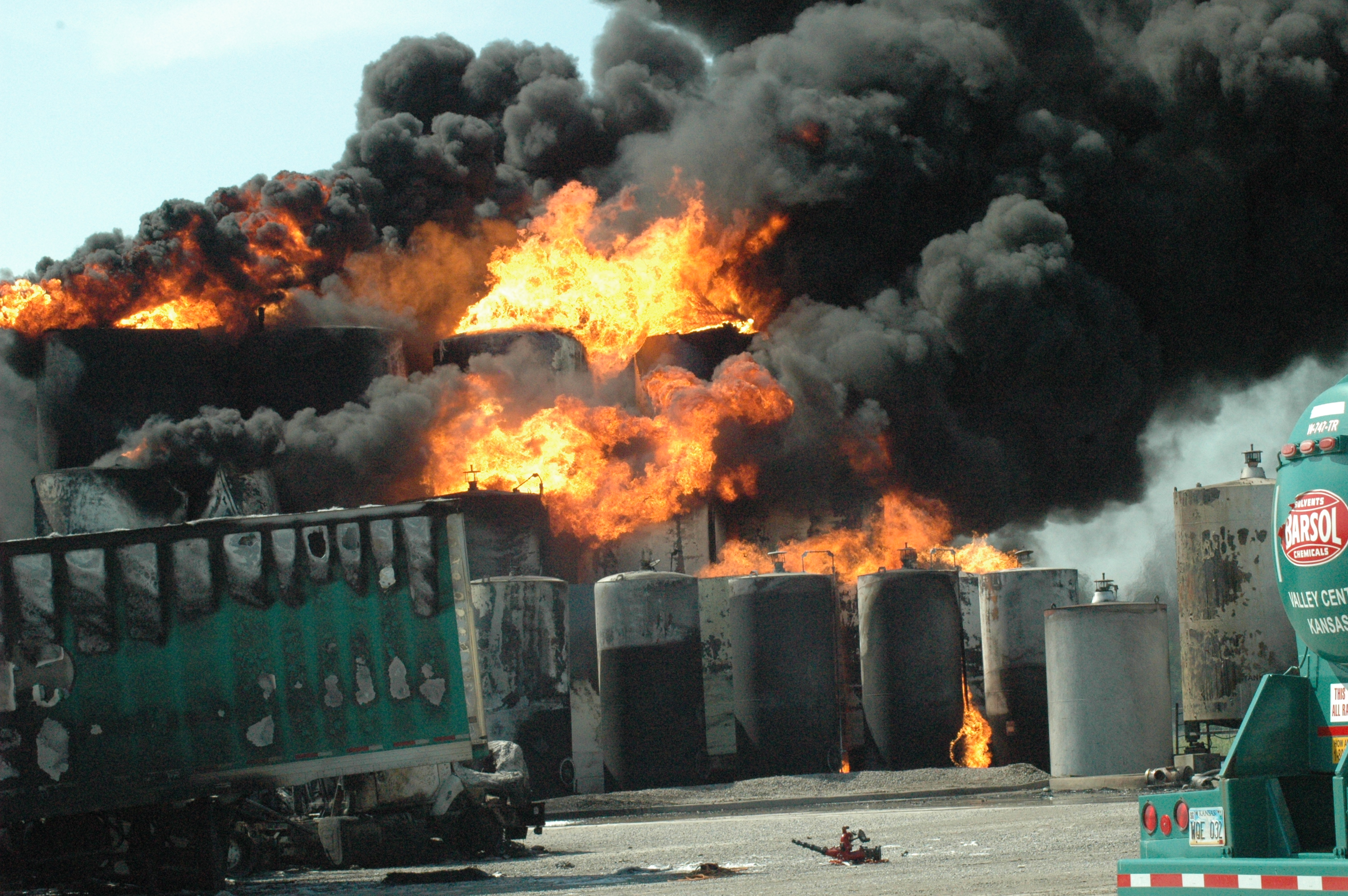 chemical accidents | Norman's Environmental Blog
